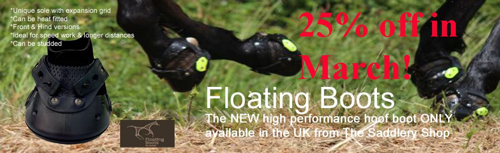 floating hoof boots on sale