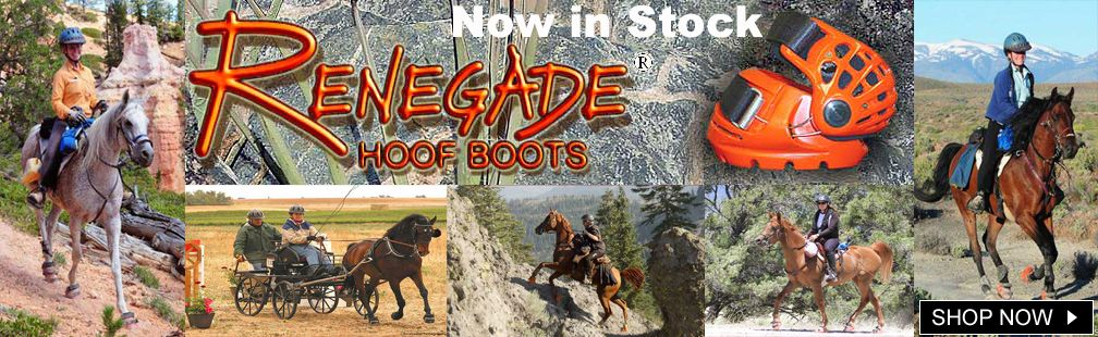Renegade hoof boots free delivery cheap prices