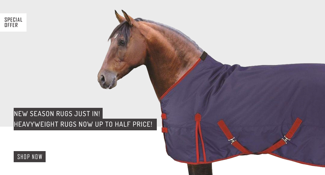 New Season Rugs Just in plus heavyweight rugs now up to half price