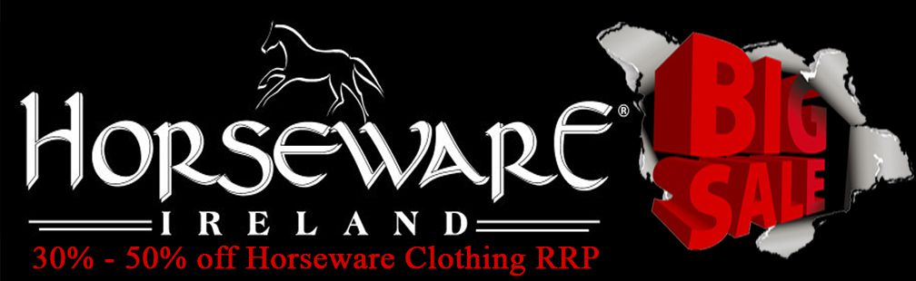 SALE Horseware clothing discounted half price