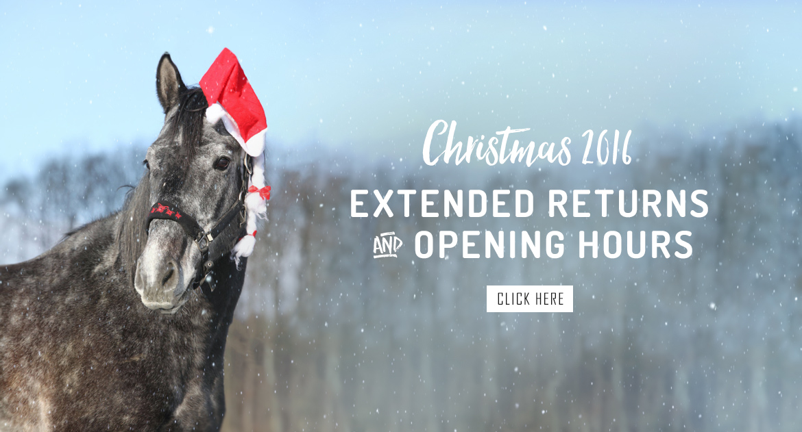 Christmas 2016 Extended Returns and Opening Hours