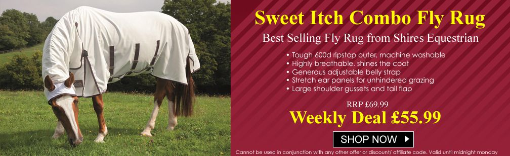 Shires Sweet Itch Combo Sale Discount