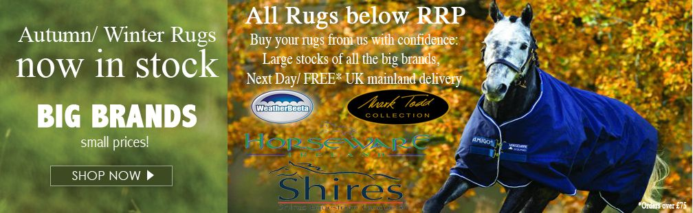 Cheap horse rugs, Discounted horse turnout rugs