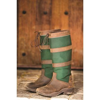 Horseware Rambo Original Pull-Up Country Boots - Regular