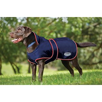 Weatherbeeta Windbreaker 420D Dog Coat with Belly Wrap