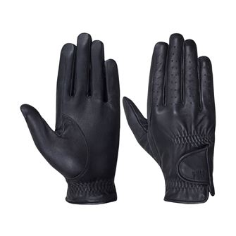 Hy5 Leather Riding Gloves