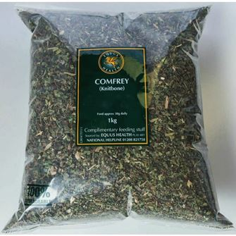 Equus Health Comfrey Leaves 1kg