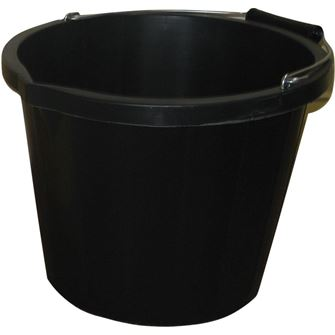 ProStable Water Bucket - Black