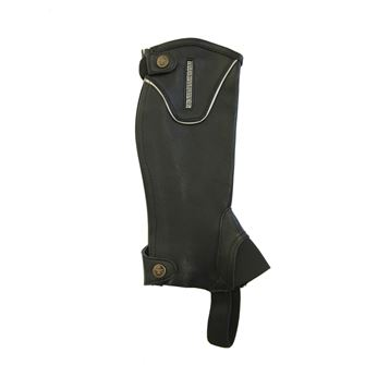 Tuffa Adult Gem Leather Gaiters