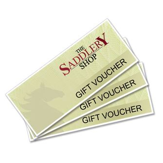 The Saddlery Shop £5 Gift Voucher