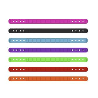 Scoot Boot Coloured Pastern Straps (Pack of 4)
