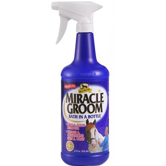 Absorbine Miracle Groom Bath in a Bottle