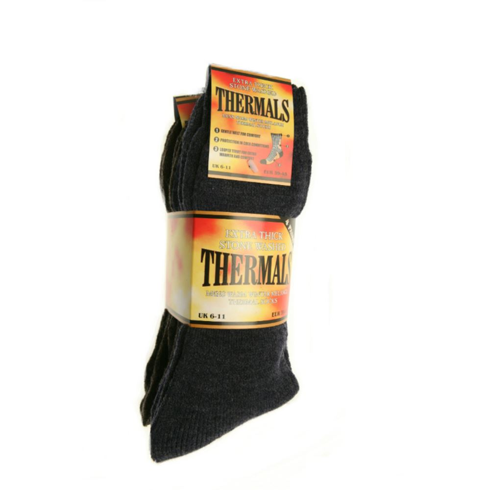 Tuffa Mens Thermal Socks