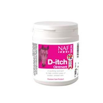 NAF D-Itch Ointment 600gm
