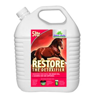 Global Herbs Restore Liquid 5 Ltr