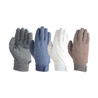 Hy5 Cotton Pimple Palm Gloves