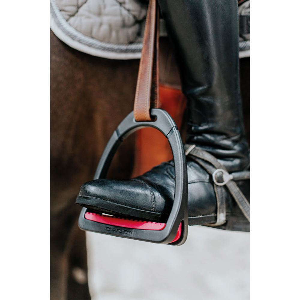 Shires Compositi Premium Profile Stirrups - Adults