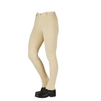 Saxon Warm Up Cotton Stretch Children's Jodhpurs