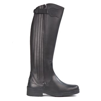 Tuffa Norfolk Riding Boots Wide Calf