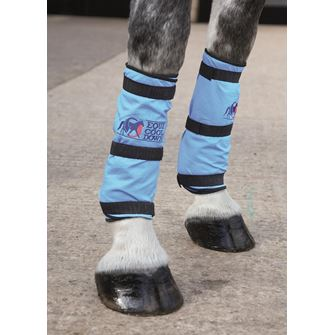 Shires Equi Cool Down Leg Wraps