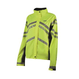 WeatherBeeta Adults Reflective Lightweight Waterproof Jacket