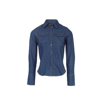 Horseware Ladies Dior Denim Shirt - Polo Collection