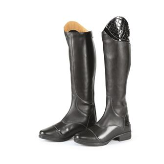 Shires Moretta Marissa Childs Long Leather Dressage Boots