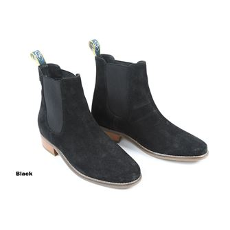 Shires Moretta Rosalie Heeled Chelsea Boots