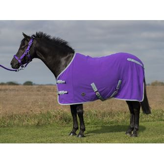 Mark Todd Pony Fleece Rug