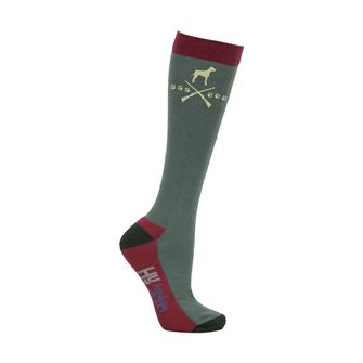 HyFASHION Fox and Hound Socks (Pack of 3)