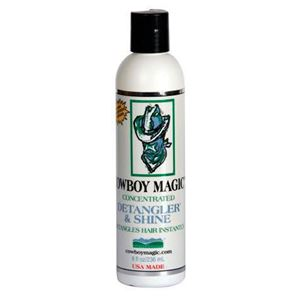 Cowboy Magic Detangler & Shine 16oz