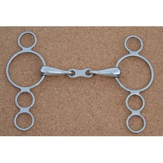 Continental French Link Snaffle