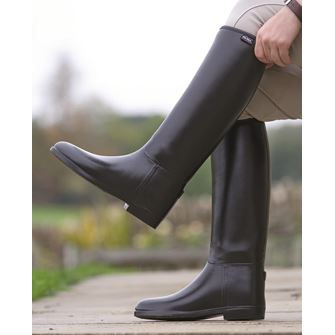 Shires Childrens Long Rubber Riding Boots