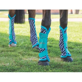 Shires ARMA ZEB-TEK Fly Turnout Socks (Set of 4)
