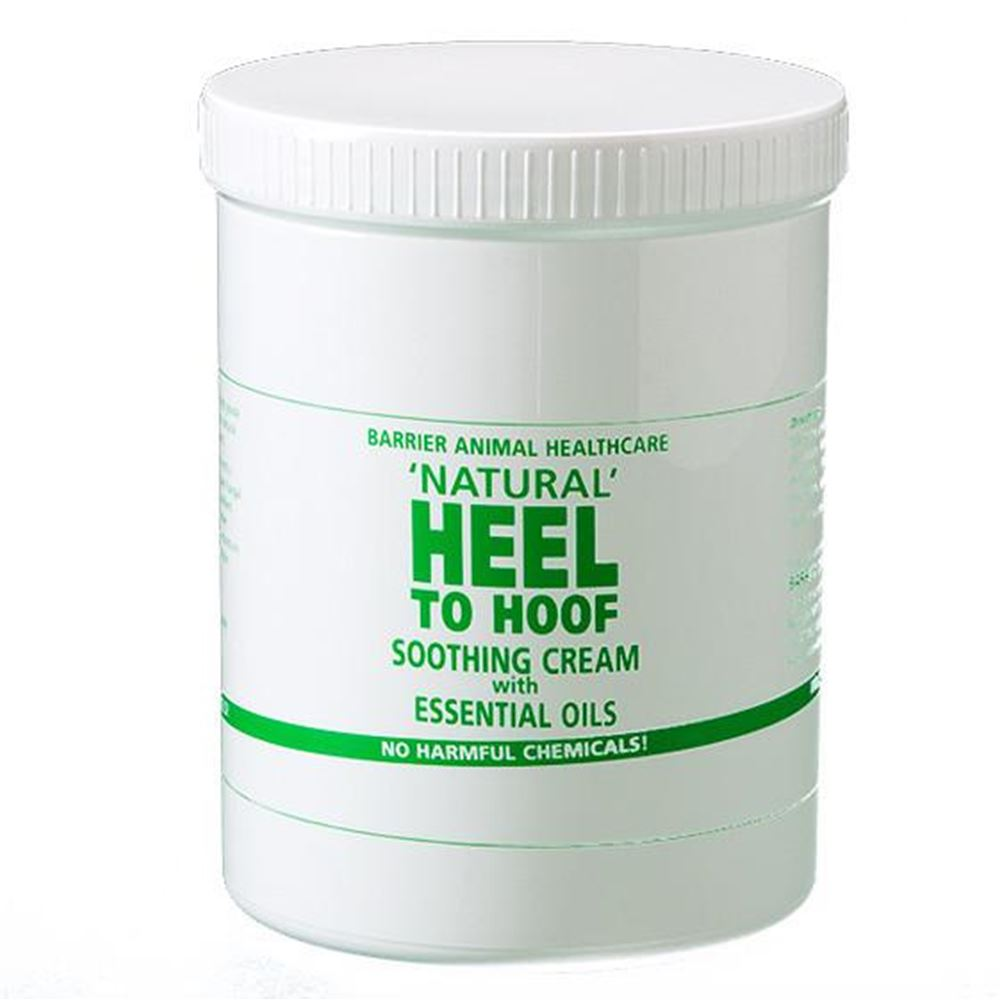 Barrier Heel to Hoof Soothing Cream 250ml