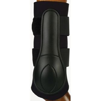Mark Todd 2-Strap Brushing Boot