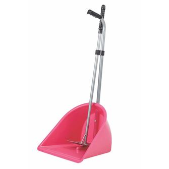 Roma Brights Equine Manure Scoop Standard Handle