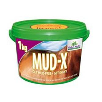 Global Herbs Mud-X 1 Kg