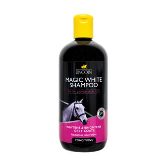 Lincoln Magic White Horse Shampoo (500ml)
