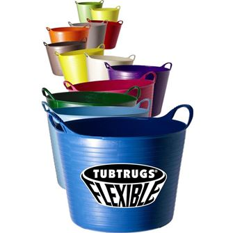 Flexible Tubtrug 38L