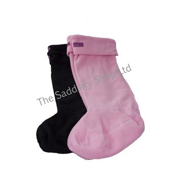 The Riding Sock Co. Ladies Fleece Welly Socks *Special Offer*