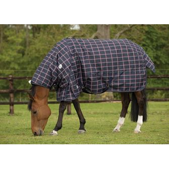 JHL Lightweight Plus Turnout Rug with Neck Cover Included