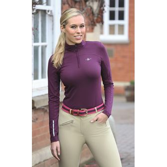 Shires Ladies Beijing Base Layer Top