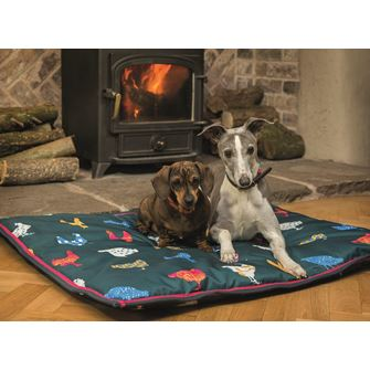 Shires Waterproof Dog Bed 60 x 80cm