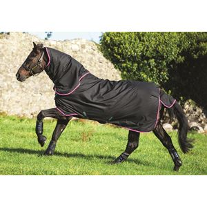 Horseware Amigo Hero 6 Plus Medium Turnout Rug with Neck Cover