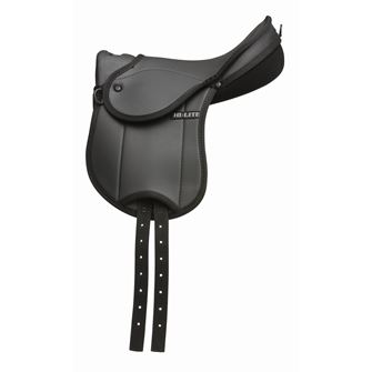 Shires HI-LITE Bambino Children's First Saddle 12""