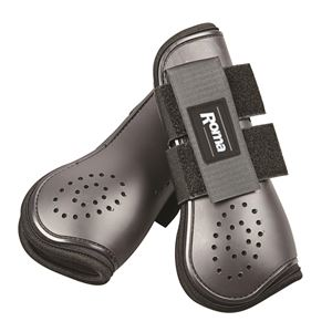 Roma Open Front Vent Tendon Boots