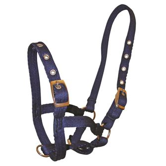 JHL Adjustable Foal Headcollar