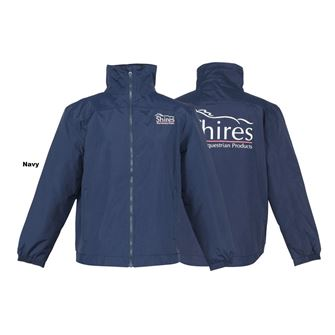 Shires Branded Team Unisex Jacket - Child