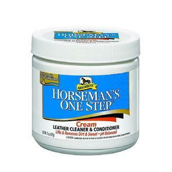 Absorbine Horseman's One Step Tack Cleaner and Conditioner 425g